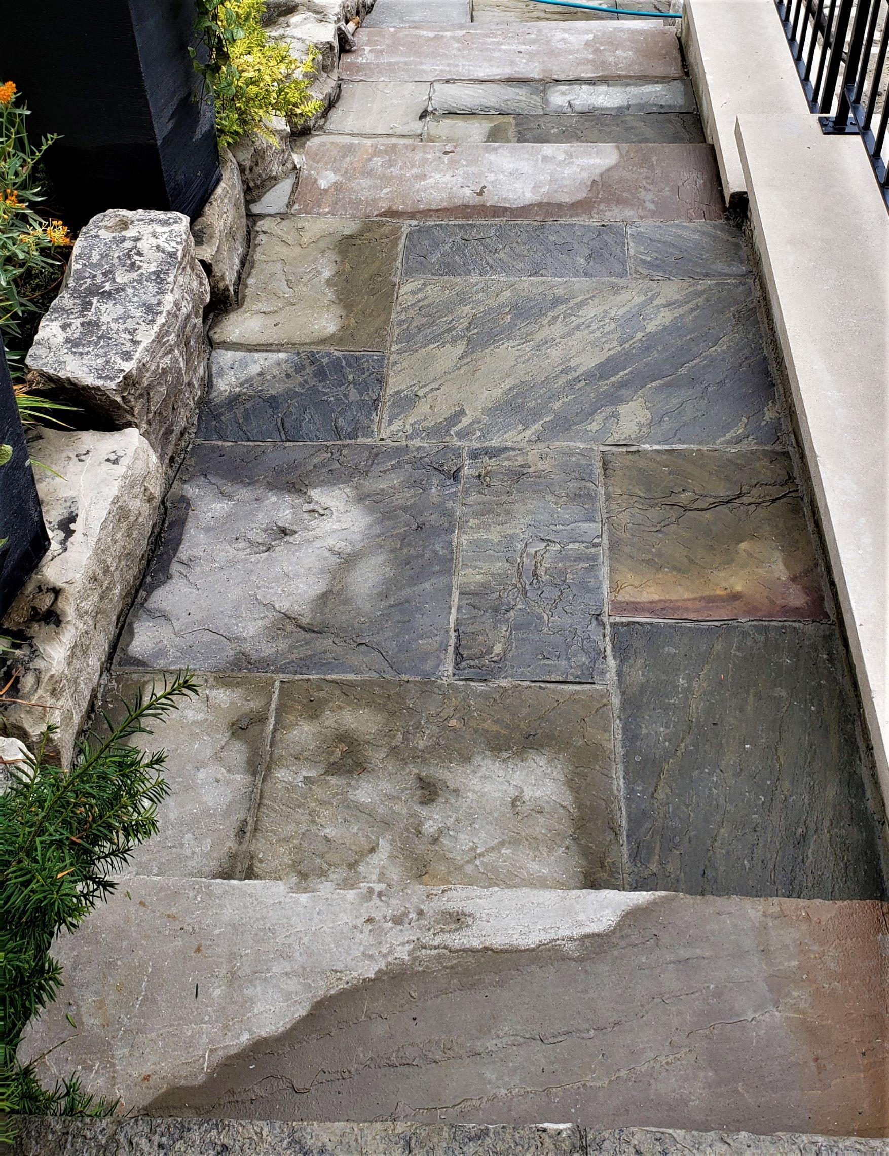 Natural stone contractors